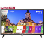 Televizor LED Smart Full HD, 80cm, LG 32LJ610V