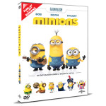 Minionii DVD