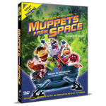 Muppets in spatiu DVD