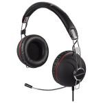 Casti PC HAMA Sonority 51654, 3.5mm, negru