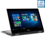 "Laptop 2 in 1 DELL Inspiron 5378, Procesor Intel® Core™ i5-7200U (3M Cache, pana la 3.10 GHz), 13.3"" Full HD Touch, 8GB, SSD 256GB, Intel® HD Graphics 620, Windows 10 Home"