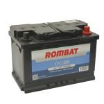 Baterie auto ROMBAT Cyclon 5724730060ROM, 72AH, 600A