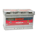 Baterie auto ROMBAT 5801140073ROM, EFB Start-Stop, 80AH, 730A