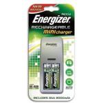 Incarcator + 2 acumulatori ENERGIZER R6 2000MAh