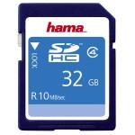 Card de memorie SDHC 32GB HAMA 90804