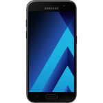 Smartphone SAMSUNG Galaxy A3 (2017) 16GB Black