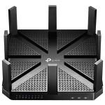 Router Wireless TP-LINK Archer AC5400, 1000 + 2167 + 2167 Mbps, MU-MIMO Gigabit, USB 2.0, USB 3.0, negru