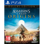 Assassin's Creed Origins Deluxe Edition PS4 (include jocul, Digital Deluxe Pack, harta, OST)