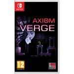 Axiom Verge - Nintendo Switch