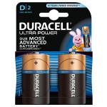 Baterii DURACELL D Ultra Power, 2 bucati