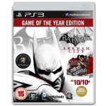 Batman: Arkham City - Game of the Year Edition PS3