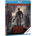Dredd - Ultima judecata Blu-ray 3D + 2D
