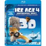 Epoca de gheata 4 - Continente in deriva Blu-ray 3D