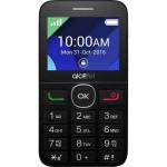 Telefon mobil ALCATEL 2005G Black White