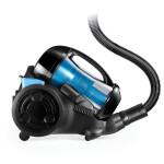 Aspirator fara sac BEKO BKS1360C, 1,8 litri, 1200W, albastru/negru