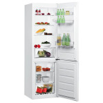Combina frigorifica WHIRLPOOL Supreme Cooling BLF 8001 W, 339 l, A+, alb