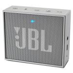 Boxa portabila Bluetooth JBL Go, argintiu