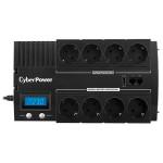 Unitate UPS CYBERPOWER BR1000ELCD, 1000VA, LCD, Schuko