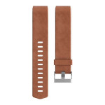 Curea FITBIT Charge 2  leather, small, brown