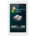 Tableta ALLVIEW Viva C701, Wi-Fi, Quad Core Cortex A7 1.2GHz, 8GB, 1GB DDR3, Android 5.1 Lollipop, alb