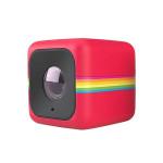 Camera video de actiune Cube Plus Full HD POLAROID, rosu