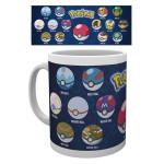 Cana Pokemon: Ball Varieties