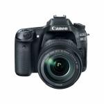 Camera foto digitala CANON EOS 80D + obiectiv EF-S 18-135mm IS Nano USM