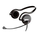 Casti PC PLANTRONICS Audio 345, 3.5mm, negru