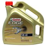 Ulei motor CASTROL Edge CASEDGTD5W404L, 5W40, 4l