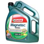 Ulei motor CASTROL Magnatec CASMAGD10W405L, diesel, 10W40, 5l