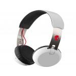 Casti on-ear SKULLCANDY Grind Wireless S5GBWJ-472, White Black Red