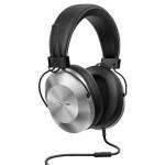 Casti on-ear PIONEER SE-MS5T-S, Hi-Res Audio, Argintiu