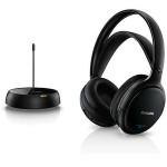 Casti on-ear wireless PHILIPS SHC5200/10, Negru