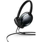 Casti on-ear cu microfon PHILIPS SHL4805DC/00, Negru