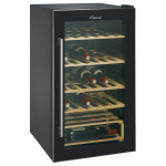 Racitor de vinuri CANDY CCV 200 GL, 122l, B, 40 sticle, negru