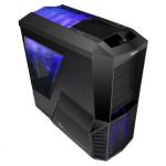 Sistem IT MYRIA 16, Intel® Core™ i5-6600K pana la 3.9GHz, 32GB, HDD 4TB + SSD 240GB, NVIDIA GeForce GTX 1050 2GB, Ubuntu