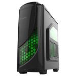Sistem IT MYRIA NAS2, Intel® Core™ i5-6402P pana la 3.4GHz, 8GB, 2 x HDD 8TB + SSD 240GB, AMD Radeon RX 460 2GB, Ubuntu