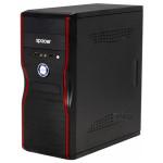 Sistem IT MYRIA Style V20, AMD A8-6600K pana la 4.2GHz, 8GB, 1TB, AMD Radeon HD 8570D, Ubuntu