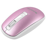 Mouse Wireless PROMATE Clix-3, 1500 dpi, roz