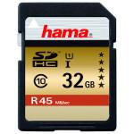 Card de memorie SDHC 32GB HAMA 114943