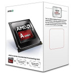 Procesor AMD A4-6320, AD6320OKHLBOX, 3.8GHz/4Ghz, 1MB, FM2