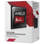 Procesor AMD A8 X4 7600, AD7600YBJABOX, 3.1GHz/3.8GHz, 4MB, socket FM2+, multipack