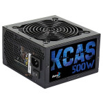 Sursa de alimentare AEROCOOL KCAS AEROKCAS-500, 500W, 12cm fan, PFC activ