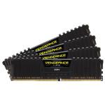 Memorie desktop Corsair Vengeance LPX Black 4x8GB DDR4, CL13, CMK32GX4M4A2133C13