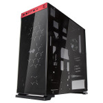 Carcasa In Win 805C rosie, 2 x USB 2.0, 1 x USB 3.0, 805C RED