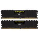 Memorie desktop CORSAIR Vengeance LPX Black 2x8GB DDR4, 3000MHz, CMK16GX4M2B3000C15