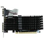 Placa video GIGABYTE NVIDIA GeForce GT 710 Silent, 1GB DDR3, 64bit, N710SL-1GL