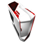 Carcasa NZXT PHANTOM white-red, 1 x USB 2.0, 1 x USB 3.0, PHAN-003RD