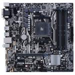 Placa de baza Asus PRIME B350M-A, socket AM4, 4xDDR4, 6xSATA3, mATX