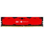 Memorie desktop GOODRAM IRDM 8GB DDR4, 2400MHz, IR-R2400D464L15S/8G